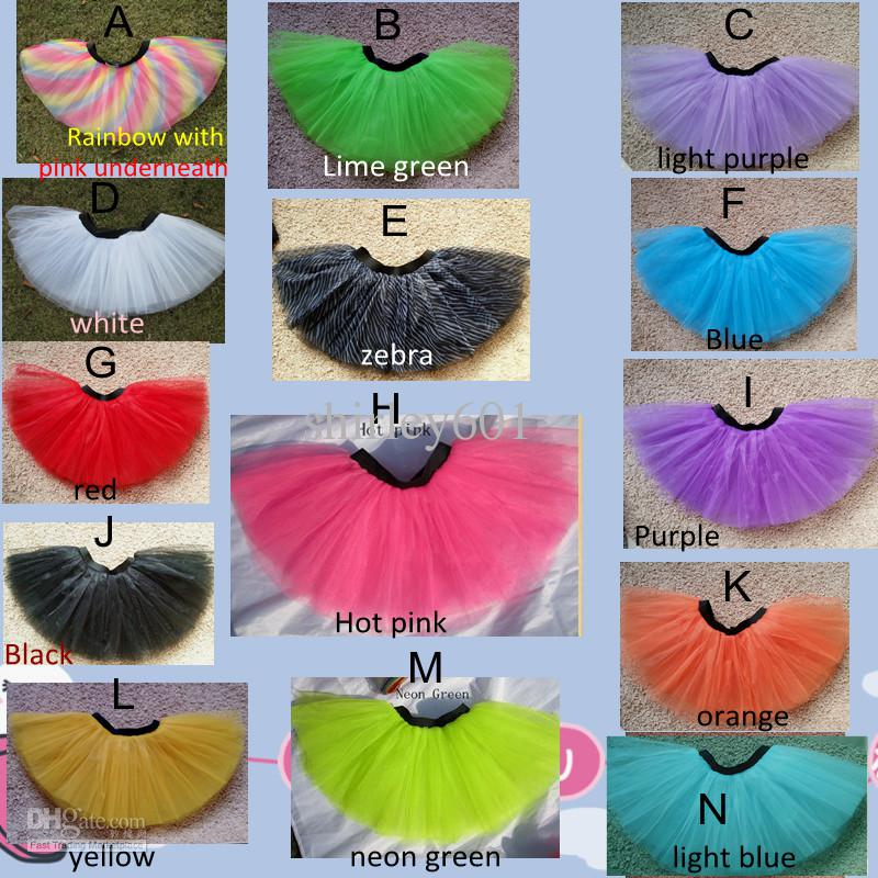 wholesale women tutus 3layer rainbow sexy tutu mini adult women short tutu skirt plus size tutu