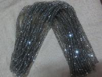 ingrosso collane di gioielli-Collana con perle di cristallo Swarovski crystal jewellry nuova 10 pezzi / lotto