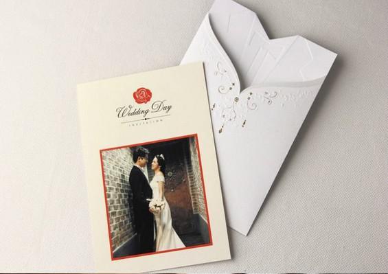 VENDITA CALDA Personalizzata foto di nozze sposo invito matrimonio colorato stampabile