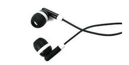 China 2000pcs New Black 3.5mm Earbud headphone Earphone For MP3 Mp4 DHL FEDEX free shipping suppliers