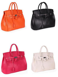 Wholesale Tote Bag Designer Celebrities - Celebrity Girl Faux Leather Handbag Tote Shoulder Bags Woman HandBag Fashion Designer Shoulder Bag