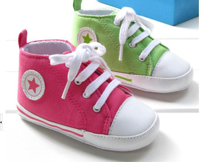 Infant Girl Shoes Size