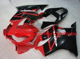 Carrocería de plástico ABS para el kit de carenado HONDA CBR600F4i 01-03 CBR600 F4i 01 02 03 CBR 600 2001 2002 2003 carenados desde fabricantes