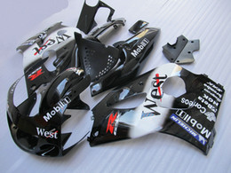 WEST fairing kit FOR SUZUKI GSXR 600 750 1996 1997 1998 1999 2000 SRAD fairings GSXR600 GSXR750 96 97 98 99