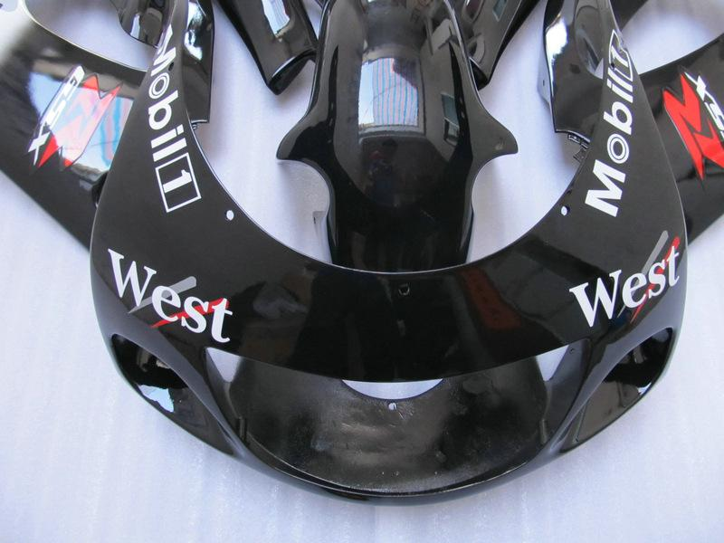 West Caréning Kit pour Suzuki GSXR 600 750 1997 1997 1998 1999 2000 SRAD Faréings GSXR600 GSXR750 96 97 98 99