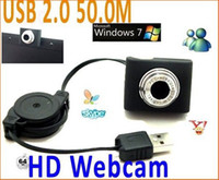 USB 2.0 50.0M Mini PC Kamera HD Webcam Kamera Netz Cam für Laptop