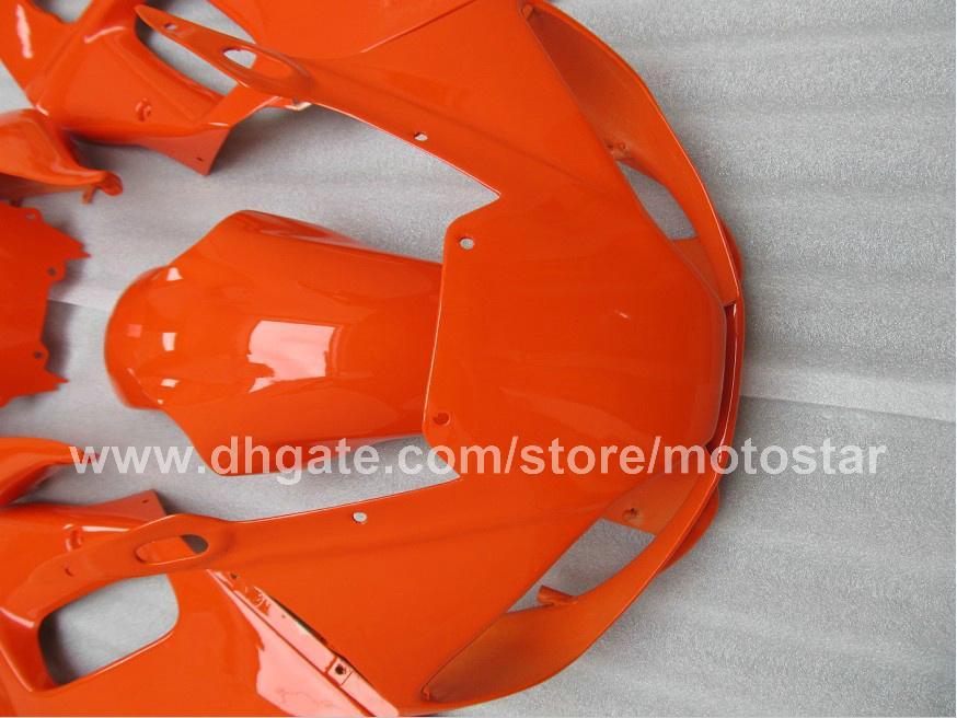 Carénage pour YAMAHA R6 YZF-R6 98 99 00 00 02 02 YZF-R6 YZFR6 1998 1999 2000 2001 2002 Tout Orange 69M18