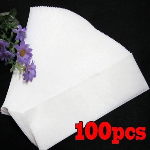 Paper Waxing Strips 500 - Perfetta depilazione del corpo del viso
