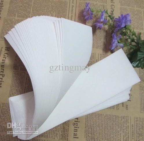 Pro Kit de papier cirant pour épilation à la cire à chauffer avec dépilatoire sur cartouche