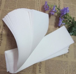 300 pcs Professional Wax Waxing Strips Hair Removal Paper Nonwoven Epilator SPA
