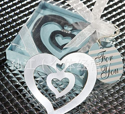 Wedding gift bookmarks favors 10 different styles wedding favor bookmark