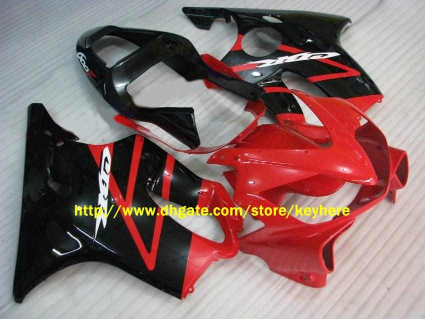 KIT CARENATURA Honda CBRF4I CBR600 F4i 2001 2002 2003 01-03, sostituire la carrozzeria del motociclo