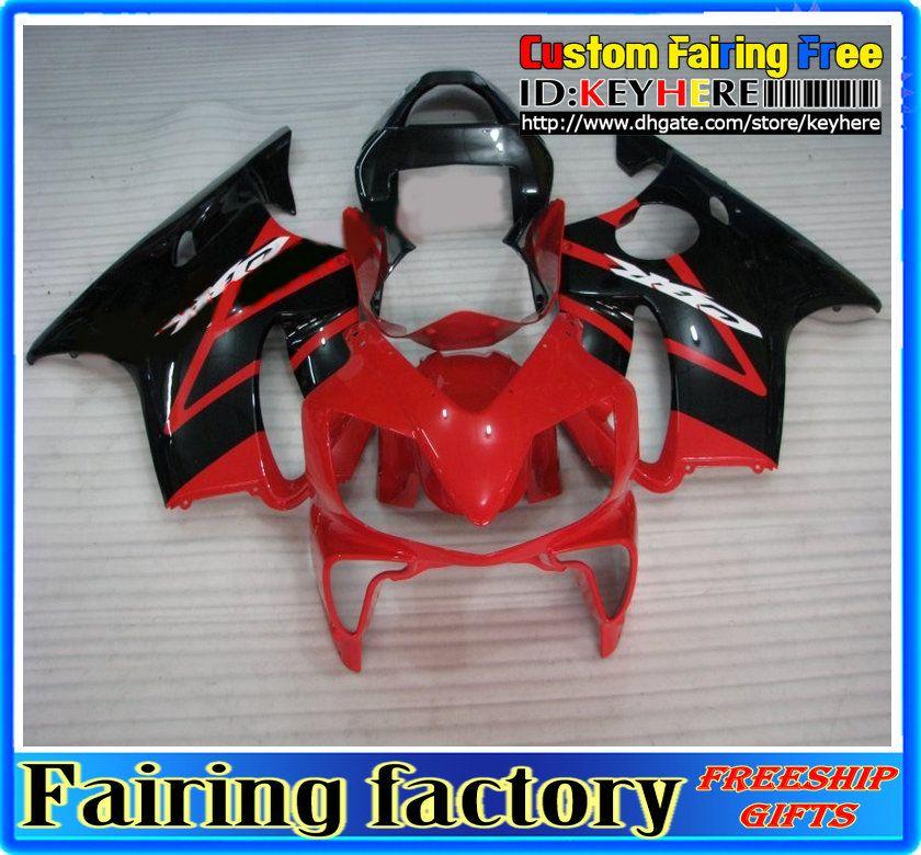 FAIRING KIT FÖR HONDA CBRF4I CBR600 F4I 2001 2002 2003 01-03, MOTOCYCLE Byt karosseri