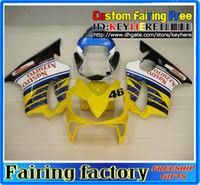 Wholesale Honda Nastro - fairings for Honda CBRF4I CBR600 F4i 2001 2002 2003 01-03 Nastro Azzurro Fairing motocycle bodywork