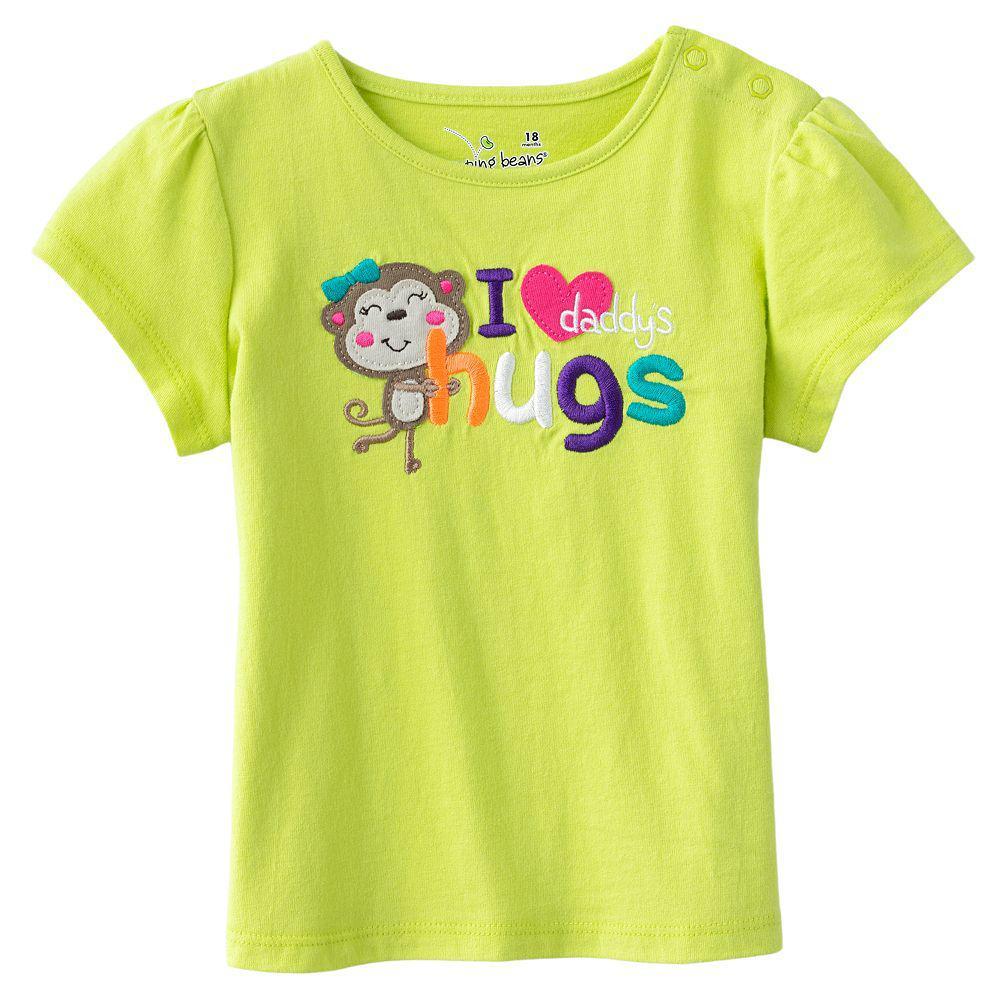 Kids 39 tshirts boys 39 infant tees girls 39 tank tops blouses for Newborn girl t shirts