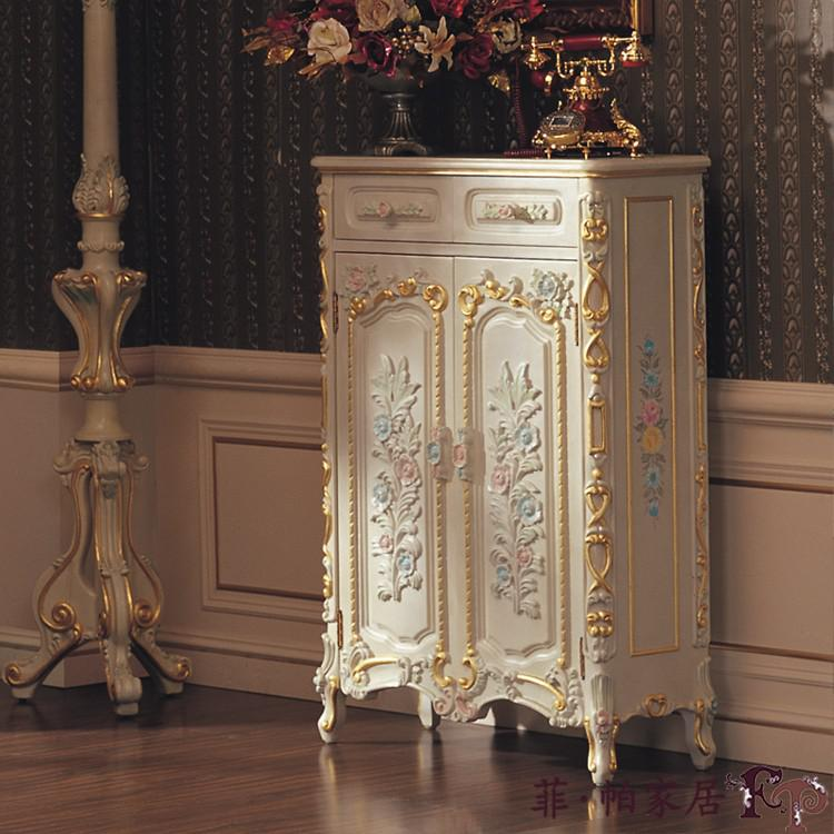 2017 Luxury Classic Home Furniture ,French Provincial Bedroom  Furniture,Baroque Solid Wood Hand Carving Shoe Cabinet From Fpfurniturecn,  $934.88 | Dhgate. Part 93