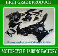 honda cbr f3 kaplama kiti toptan satış-TÜM siyah özel yarış kaporta kiti için Honda CBR600 F3 1997 1998 CBR 600 F3 CBR-600 F3 97 98 RX3a