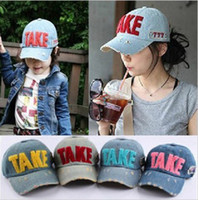 Wholesale Wholesale Youth Kids Caps Hats - New arrival Children's hats Youth snapback hat Kids' cartoon snap back caps ball cap Cowboy hats