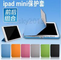 ipad mini folyo çantaları toptan satış-Folio Deri Akıllı Kapak Wake Wake Uyku Standı Manyetik Kılıf 7.9 '' Apple iPad Mini 2 3 4 Tablet PC Dizüstü 9.7 inç iPad Pro iPad Hava Kılıfları