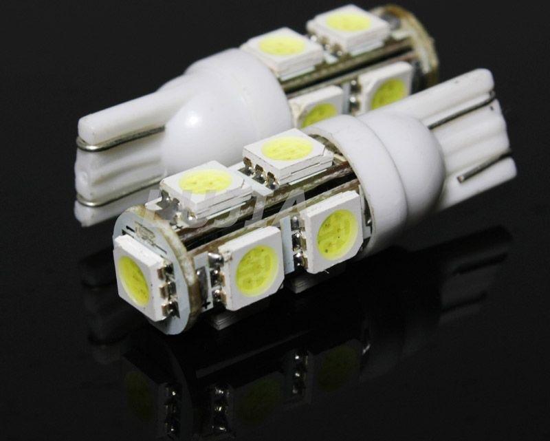 Auto Led Lampen : Großhandel t smd auto licht wedge side marker ecke