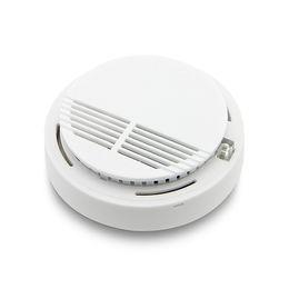 Gsm wireless smoke detector online shopping - Wireless Fire Smoke Detector Sensor For GSM PSTN Security Auto Dial Burglar Alarm System