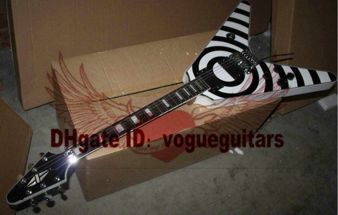 Guitarra elétrica de alta qualidade feita sob encomenda da edição limitada de 2013 mão esquerda