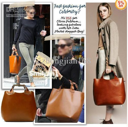 Vintage Celebrity Tote Shopping Bag Handbags Adjustable Handle ...