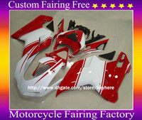 1198 verkleidungssatz groihandel-High grade Custom motorcycle fairings for Ducati 848 1098 1198 ( 07-08 ) ABS bodywork fairing kit