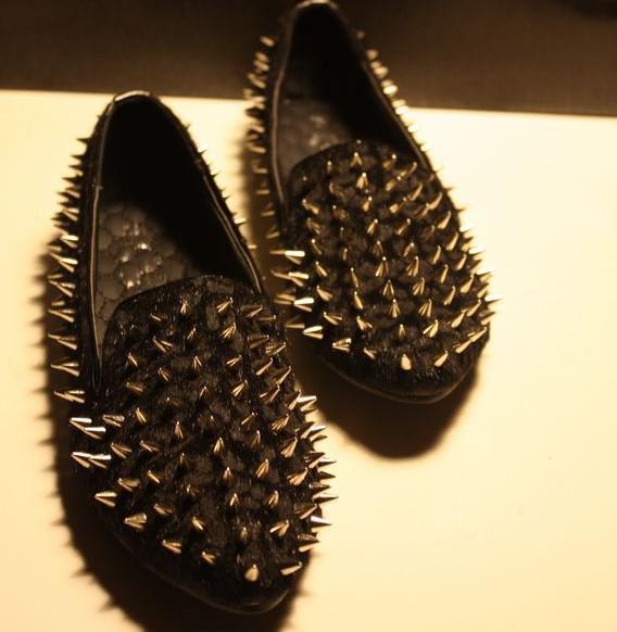 8mmx6mm cono borchie punti punk rock nailheads fai-da-te spikes borsa scarpe bracciale