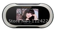 visor de la puerta de la mirilla lcd al por mayor-Visor de mirilla de puerta digital patentado más nuevo con pantalla LCD TFT de 2,5 pulgadas