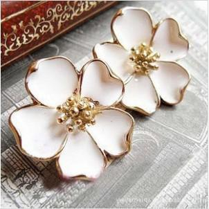 2018 vintage drip jasmine flower stud earrings white flower earrings 2018 vintage drip jasmine flower stud earrings white flower earrings ol style from spark198 1281 dhgate mightylinksfo