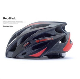 Wholesale Integrated Mtb Carbon - Racing Cycling Helmets,Integrated Bicycle Safty Helmets,Men Women Montain Bike Helmets MTB Adualt Cy top sale free shipping