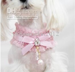 Accesorios libres / del animal doméstico del collar del cordón del gato del perro de animal doméstico del envío