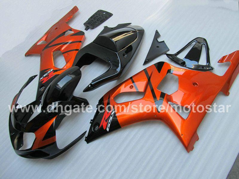 fairing kit FOR GSXR 600 750 K1 GSXR600 GSXR750 01 02 03 GSX R600 R750 2001 2002 2003