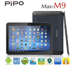 Wholesale Rk3188 Quad Core Bluetooth - 10.1 inch Pipo M9 Tablet PC Android 4.1 RK3188 Quad Core 1.8GHz 2GB DDR3 16GB Wifi Bluetooth HDMI