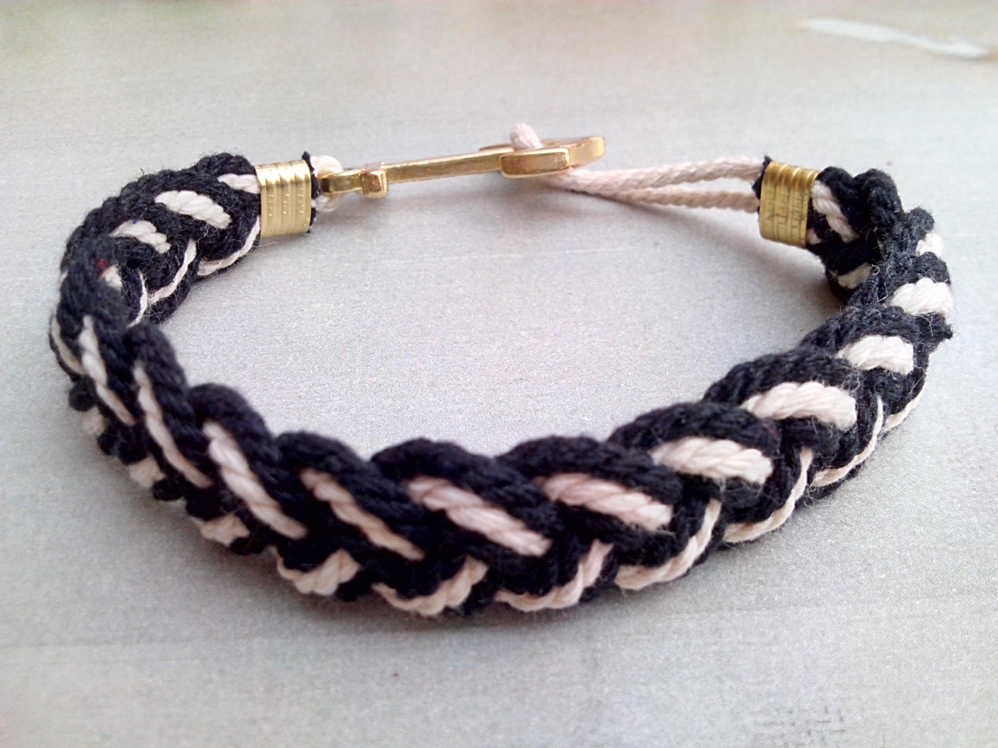 knitting knitted product bracelet exclusives fringe on the brand store wire