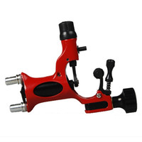 Wholesale Dragonfly Tops - Red Dragonfly Rotary Tattoo Machine Gun Tattoo Kits Supply Top Grade