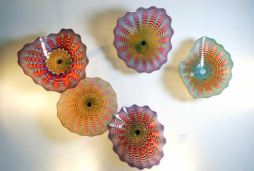 2019 100 Hand Blown Glass Ce Ul Certificate Chihuly