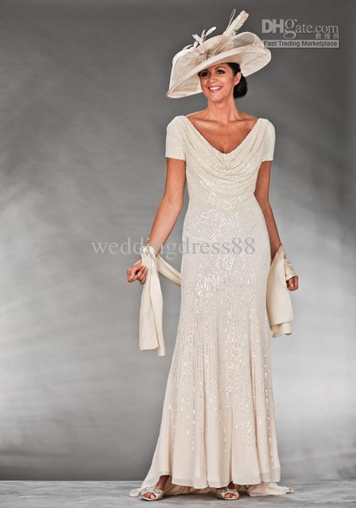 Ankle Length Mother Of The Bride Dresses