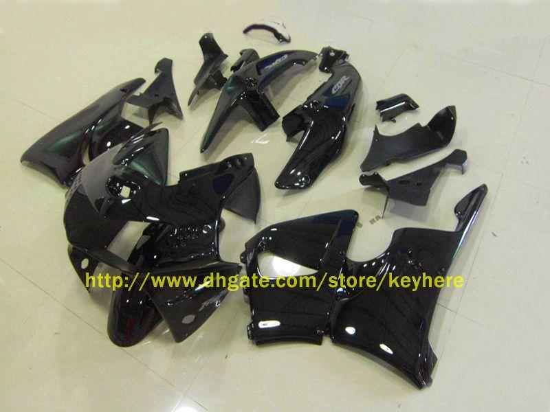 Motocykl Mealings Kit dla Honda CBR900RR CBR 900RR 919 98-99 1998-1999 Czarny zestaw targów, F010