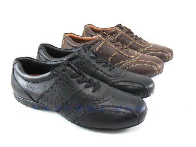 Schuhe für billige Super Rabatt mehr Fotos GEOX Respira Full Leather Walking Running Leisure Shoe Black &Amp; Brown  Sports Shorts Shoe Shop From Biyd, $75.89| DHgate.Com