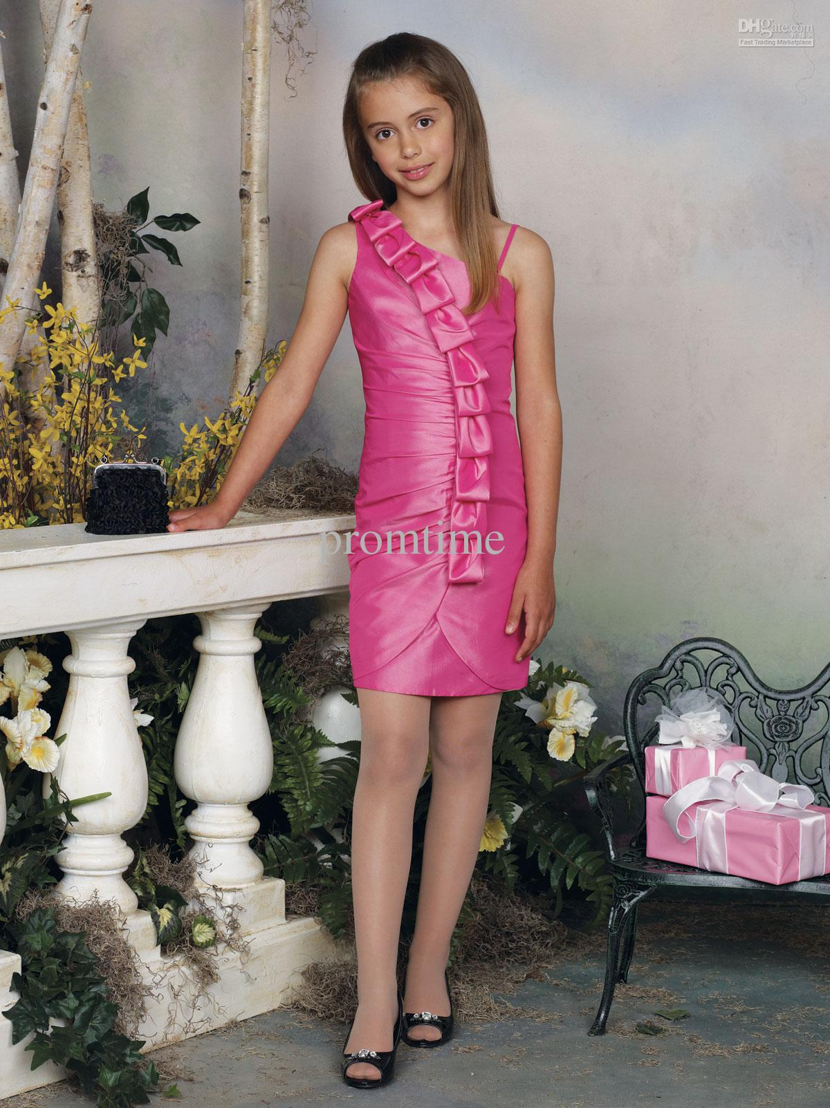 Very young little girls dress matchless