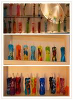 ingrosso vaso pieghevole eco friendly-Vaso in PVC pieghevole vaso opp sacchetto eco-friendly fai da te fiore MISTO formato pieghevole