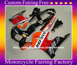 Race Honda Canada - H74 Fit for Honda CBR900RR 893 1992 1993 1994 1995 CBR 900RR 92 93 94 95 repsol ABS racing fairing