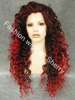 perucas ruivas longas encaracoladas vermelhas venda por atacado-26