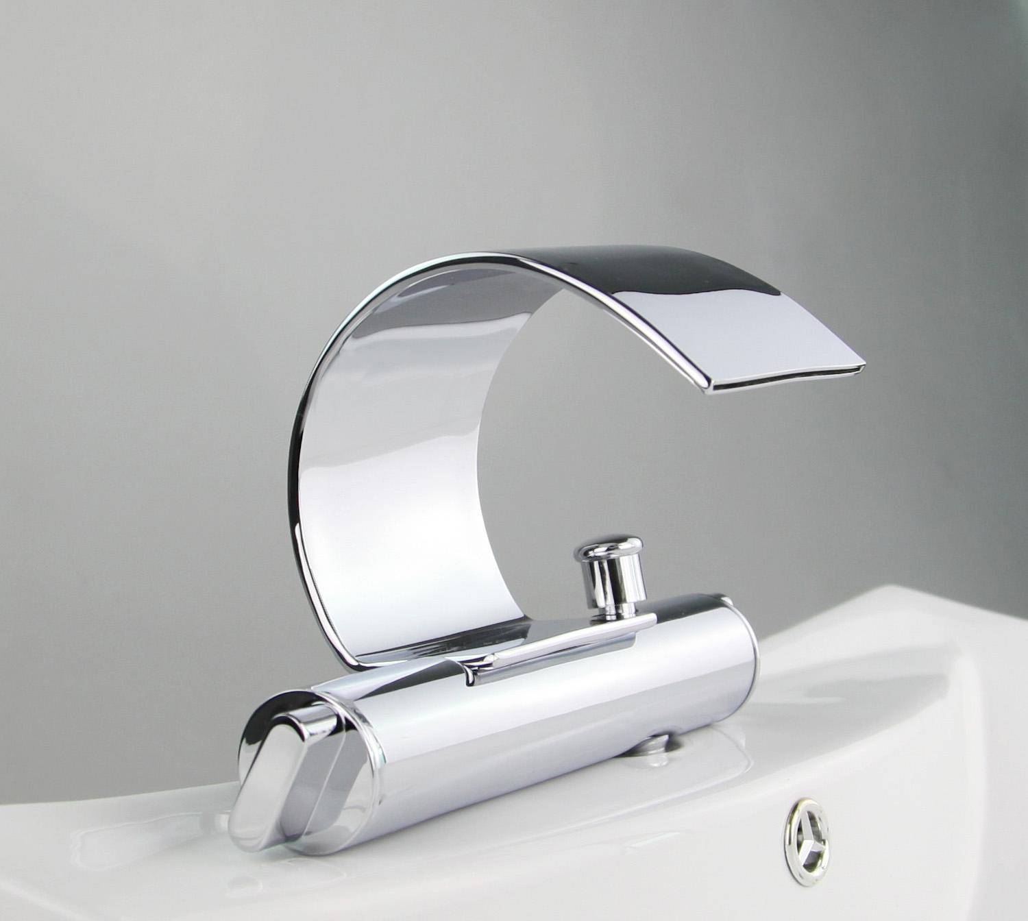 2018 Brand New Brass Chrome Basin Bathroom Faucet Sink Mixter Tap Ff0004  From Jnijj, $93.01 | Dhgate.Com