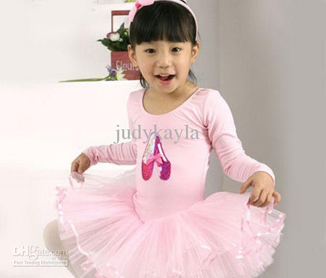 2016 Baby Dress Kids Ballerina Skirt Girl Skirt Children Condole ...