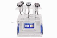 Wholesale Skin Tightening Slimming Machine - ULTRASONSIC Cavitation Slimming machine RF Radio Frequency Facial wrinkle removal skin tightening beauty care machine