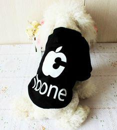 Wholesale Dog Clothes Sport Shirt - lovely new designer ibone cool outdoor S-XXL 8pc lot dog pet sports mesh vest T-shirt clothes