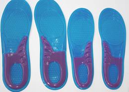 Livraison gratuite semelles de gel de massage, semelle de gel en silicone chaussure semelle intérieure en mousse à mémoire 200pairs / lot ? partir de fabricateur